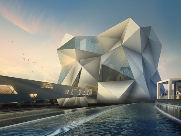 CLYMB on Abu Dhabi's Yas Island to open in November