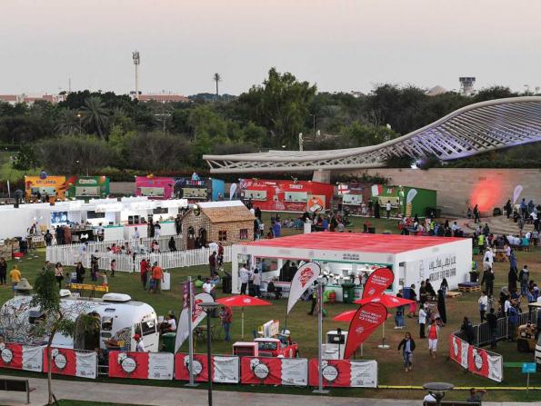 World of Food Abu Dhabi 2019 is back