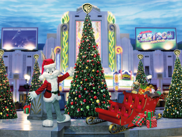 Christmas in the UAE 2019: Winter Spectacular at Warner Bros. World Abu Dhabi!