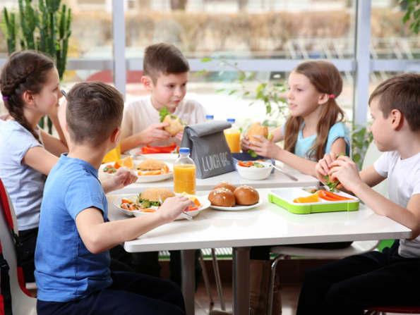Top tips to get the kids eating healthily in the UAE