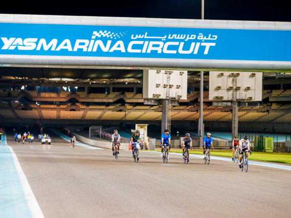 The seven best cycling spots in Abu Dhabi and Dubai