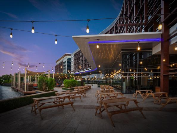 Abu Dhabi's Appaloosa has launched a 12-hour happy hour