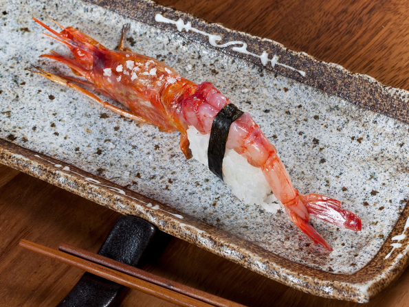 Abu Dhabi's 99 Sushi Bar and Restaurant has launched a new tasting menu