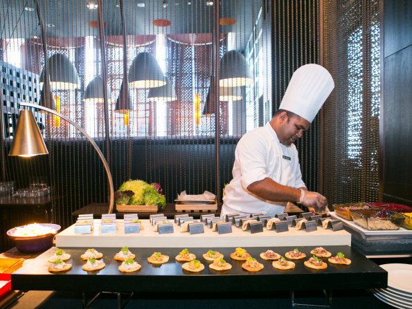 Get unlimited breakfast for Dhs55 at Abu Dhabi's The Foundry