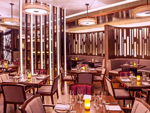 The top bars on Abu Dhabi's Saadiyat island