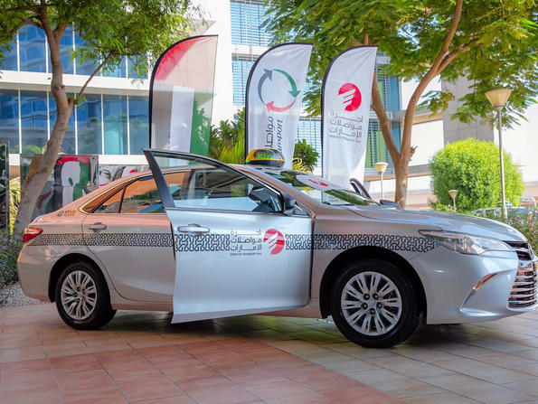 Abu Dhabi restaurants to deliver food by taxi