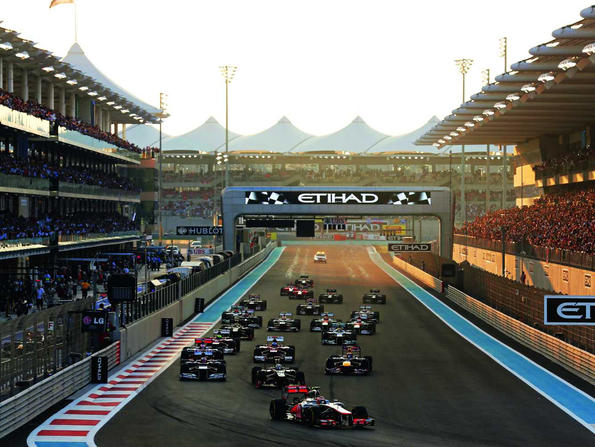 New dates proposed for the Abu Dhabi Grand Prix 2020