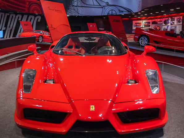 Ferrari World Abu Dhabi launches new supercar exhibition on Yas Island