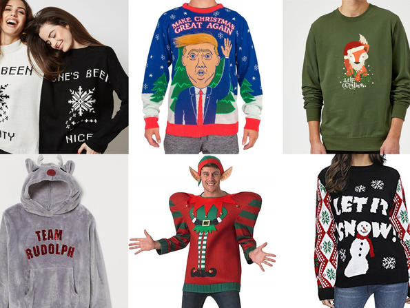 Christmas in Abu Dhabi 2020: where to buy the best Christmas jumpers