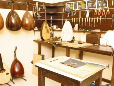 Oud music in Abu Dhabi