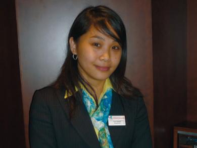Filipino expats in Abu Dhabi