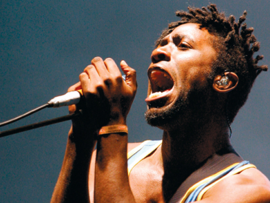 Kele music review