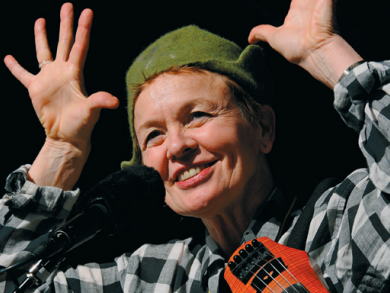 Laurie Anderson music review