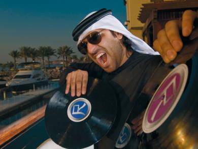 The Emirati Music Mogul