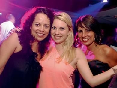 Christmas clubbing in Abu Dhabi