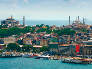 Turkish escapes