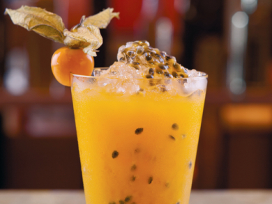Summer drinks in Abu Dhabi