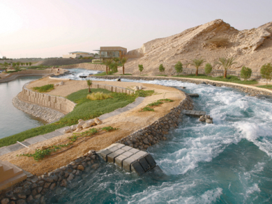 Wadi Adventure in Al Ain