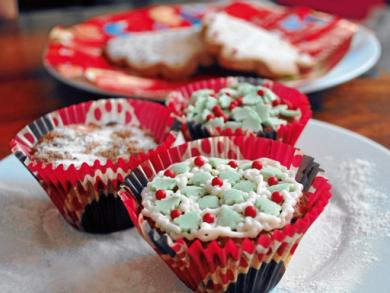 Festive cake recipes