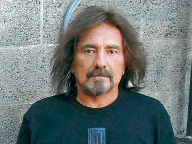 Black Sabbath interview