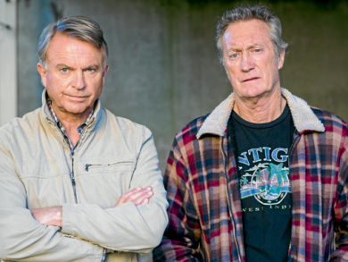 Sam Neill on Old School