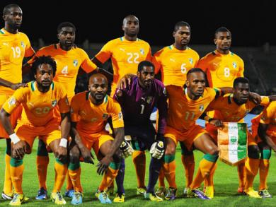 Group C: Cote d'Ivoire