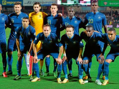 Group E: France