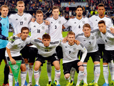 Group G: Germany