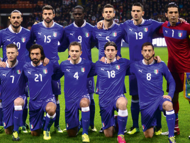 Group D: Italy