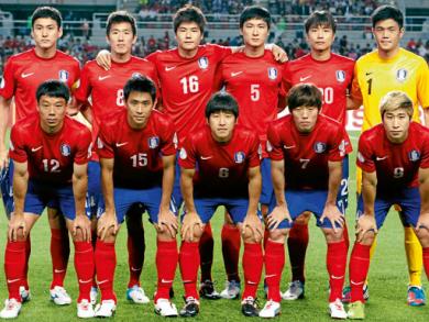 Group H: Korea Republic