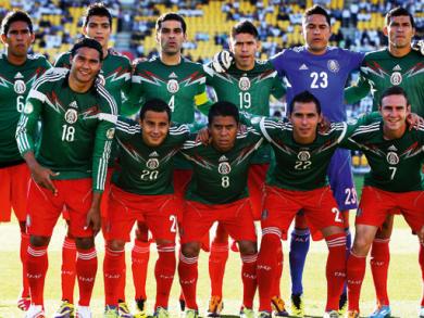 Group A: Mexico