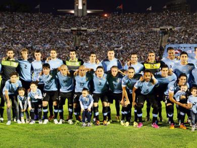Group D: Uruguay