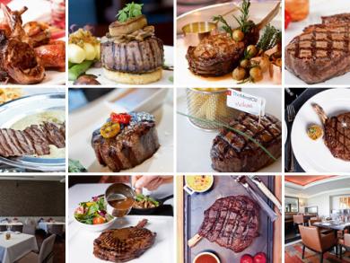 Best steaks in Abu Dhabi