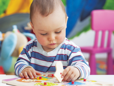 What to expect from nursery in Abu Dhabi
