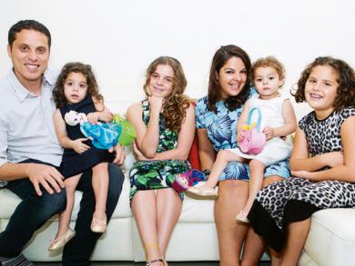 Family life in Mushrif