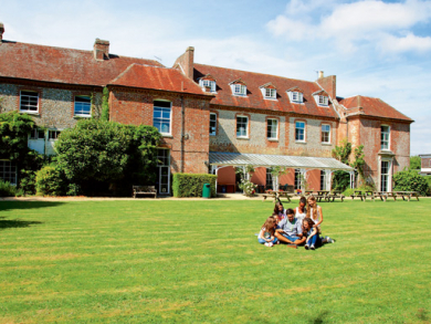 Residential summer camp in Cambridge