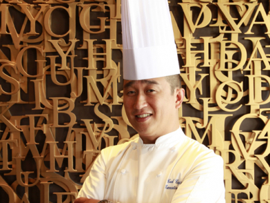 Chef Ted Espiritu interview
