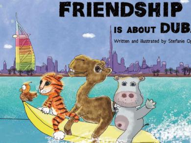 Friendship is about Dubai interview