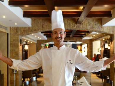 Spaccanapoli chef Piero Nogaro interview