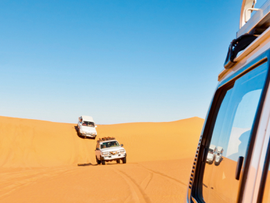 Liwa desert tour with Abu Dhabi 4x4 Club