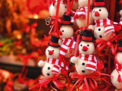 Abu Dhabi Christmas markets 2015