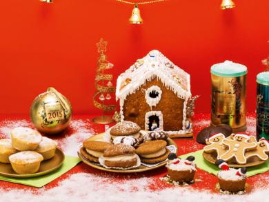 Christmas desserts in Abu Dhabi