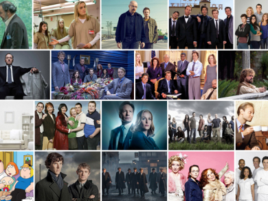50 must-see TV shows