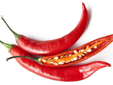 5 reasons why chillies are good for you