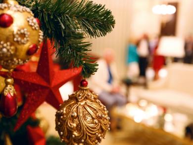 Christmas in Abu Dhabi 2016