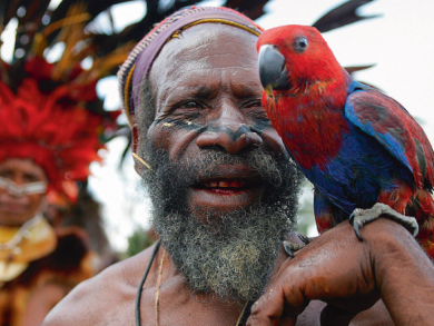 Time Out Papua New Guinea guide