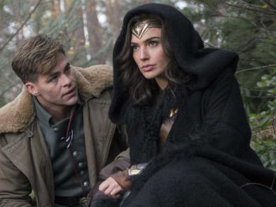 Wonder Woman in cinemas