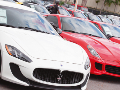 Get the best deals on cars in Abu Dhabi