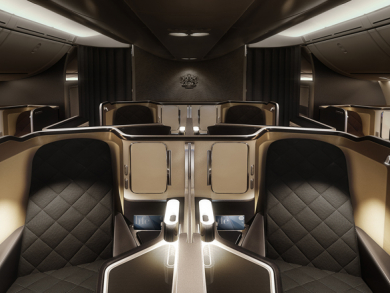 Airline giant launches luxury travel on major Abu Dhabi route