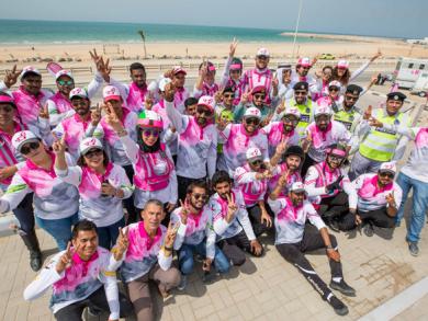 Breast Cancer Awareness in Abu Dhabi